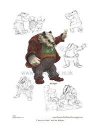 Badger-Steve-Dooley